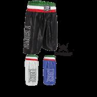 """Short de Boxe Leone 1947 """"Team"""" italie"""