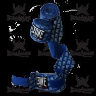 Bandes de boxe Leone 1947 bleu texture
