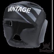 "Vantage Headguard ""Combat Open Face""Black"