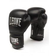 Gants de boxe Leone 1947 'Professionnel' noir cuir