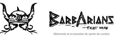 BARBARIANS FIGHT WEAR