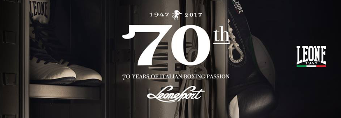 Leone 70 years of Italian Boxing Passion