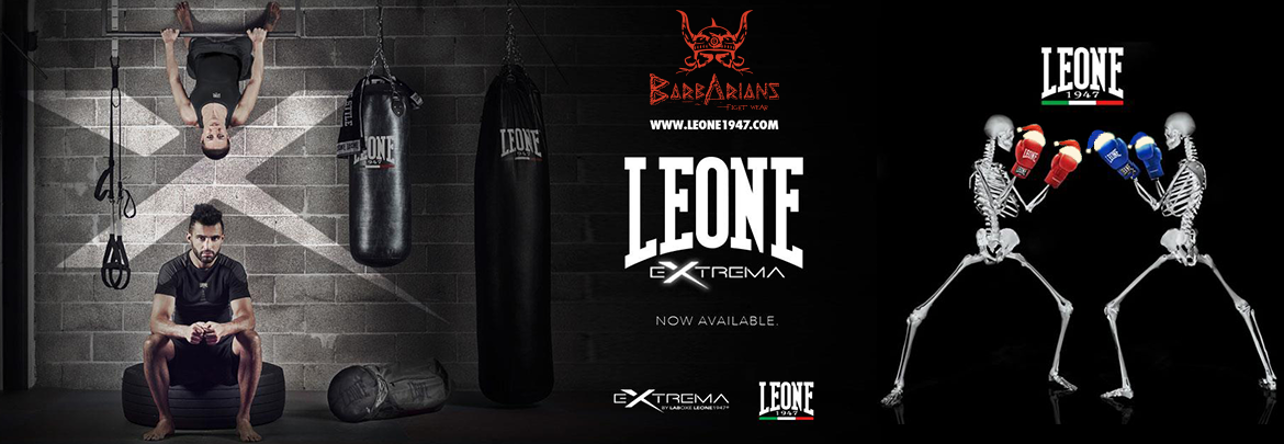 Leone - Nouvelle Collection Extrema 2016-2017