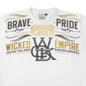 Wicked One Tee-shirt Pride white