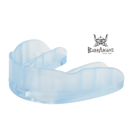 Leone 1947 Mouthguard Basic  Blue Azur