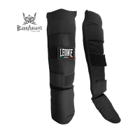 Leone 1947 Shinguards Basic Black images, photos, pictures on Shinguards PT132 BASIC