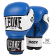"Leone 1947 Boxing gloves \""Shock\\"" blue leather images, photos, pictures on Boxing Gloves GN047"