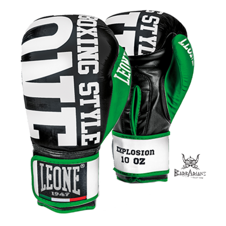 "Leone 1947 Boxing gloves \""Explosion\\"" images, photos, pictures on Boxing Gloves GN055-04"