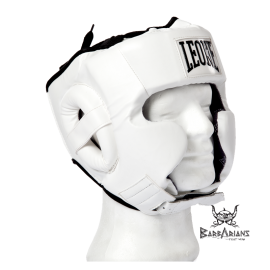 Leone 1947 Headguard Training white