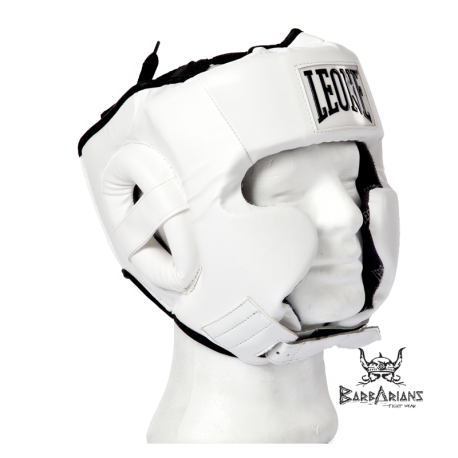 Leone 1947 Headguard Training white images, photos, pictures on Headguard CS415