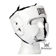 "Casque de boxe Leone 1947 ""Training"" blanc"