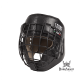 "Leone 1947 Headguard \""Fighter \\"" black images, photos, pictures on Headguard CS424"