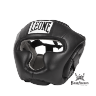 "Photo de Casque de boxe Leone 1947 \""Junior\\"" Noir pour Haut du corps CS429"