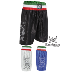 "Leone 1947 Boxing Shorts ""team Italy"""