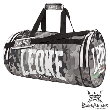 "Leone 1947 \""Camouflage \\"" sport bag images, photos, pictures on Sport bag AC906"