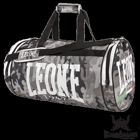 """Photo de Sac de sport Leone 1947 \\""""Camouflage\\"""" pour  sac de sport boxe AC906"""