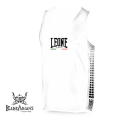 Leone 1947 Boxing Tee-Shirt Polyester breathable white