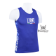 Leone 1947 Boxing Tee-Shirt Polyester breathable Blue images, photos, pictures on Tee-Shirt Boxe Anglaise AB726