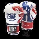 "Boxing Handschuhe Leone 1947 ""Muay Thaï"" weiß"