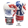 """Leone 1947 Boxing gloves \\""""Muay Thaï\\"""" white images, photos, pictures on Boxing Gloves GN031"""