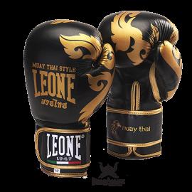 "Boxing Handschuhe Leone 1947 ""Muay Thaï"" Schwarz"