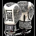 "Leone 1947 Boxing gloves ""Maori"" white"