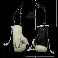 """Porte-clés Barbarians Fight Wear """"gants de boxe"""" noir"""