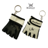 "Key ring Barbarians Fight Wear \""MMA gloves\\"" black images, photos, pictures on Keyring BFW 2"
