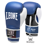 "Leone 1947 Boxing gloves ""Flash"" Blue"