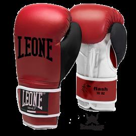 "Leone 1947 Boxhanschuhe ""Flash"" rot"