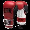 """Photo de Gant de boxe Leone 1947 \\""""FLASH\\"""" rouge pour Gant de Boxe GN083"""