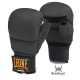 Leone 1947 Gloves Karate Black images, photos, pictures on Undergloves - Karate & Fitness Gloves GK094