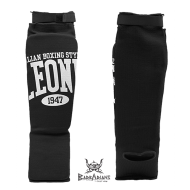 Leone 1947 Shinguards Comfort Black