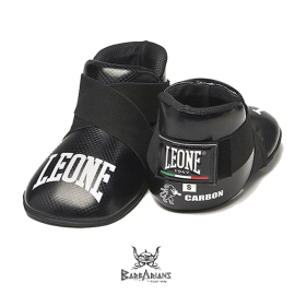 "Leone 1947 Foot Protection ""Carbon"" Black"