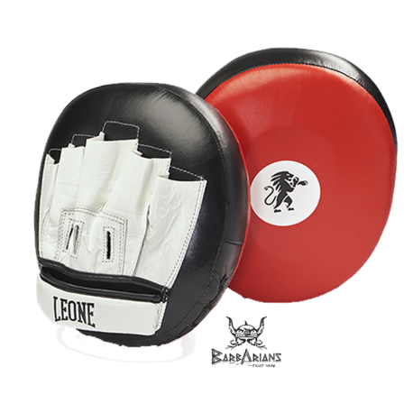 Leone 1947 Punch mitts anti-shock small images, photos, pictures on Kicking Shields, Thai & Kick Pads, Punch Mitts GM255
