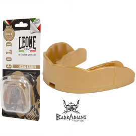 Leone 1947 Mouthguard Medal Gold