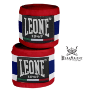 Leone 1947 Boxing Handwraps Fluo Yellow