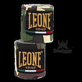 Leone 1947 Boxbandagen tarnung Grün
