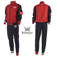 Leone 1947 Boxing Tracksuit red