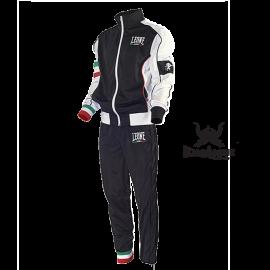 Leone 1947 Italy Boxing Tracksuit black
