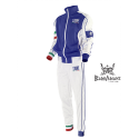 Boxen Trainingsanzüge Leone 1947 Blau Italien