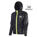 Leone 1947 K-way  training jacket black