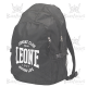 "Leone 1947 Backpack \""Zaino\\"" Black images, photos, pictures on Old Collection AC930"