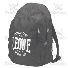 "Leone 1947 Backpack ""Zaino"" Black"