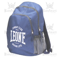 "Leone 1947 Backpack ""Zaino"" Bleu"