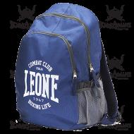 """Photo de Sac à dos de sport Leone 1947 \\""""Zaino\\"""" Bleu pour  sac de sport boxe AC930"""