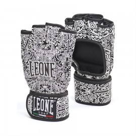Leone 1947 MMA Gloves Maori white images, photos, pictures on MMA Gloves GP094