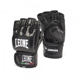 "Leone 1947 MMA Gloves ""carbon"" Black"
