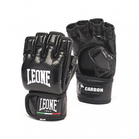 "Leone 1947 MMA Gloves \""carbon\\"" Black images, photos, pictures on Old Collection GP098"