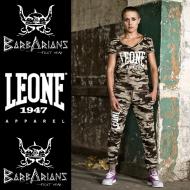 Photo de Tee-shirt Leone femme camouflage vert pour Tee-Shirt LW863